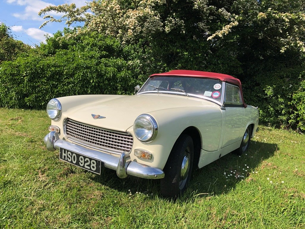 1961 Austin Healey Mk 2 Sprite For Sale (picture 1 of 6)