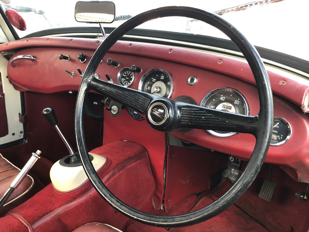 1961 Austin Healey Mk 2 Sprite For Sale (picture 6 of 6)