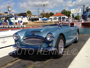 1962 Austin Healey 3000 MkII BN7 Tri Carb #'s Match