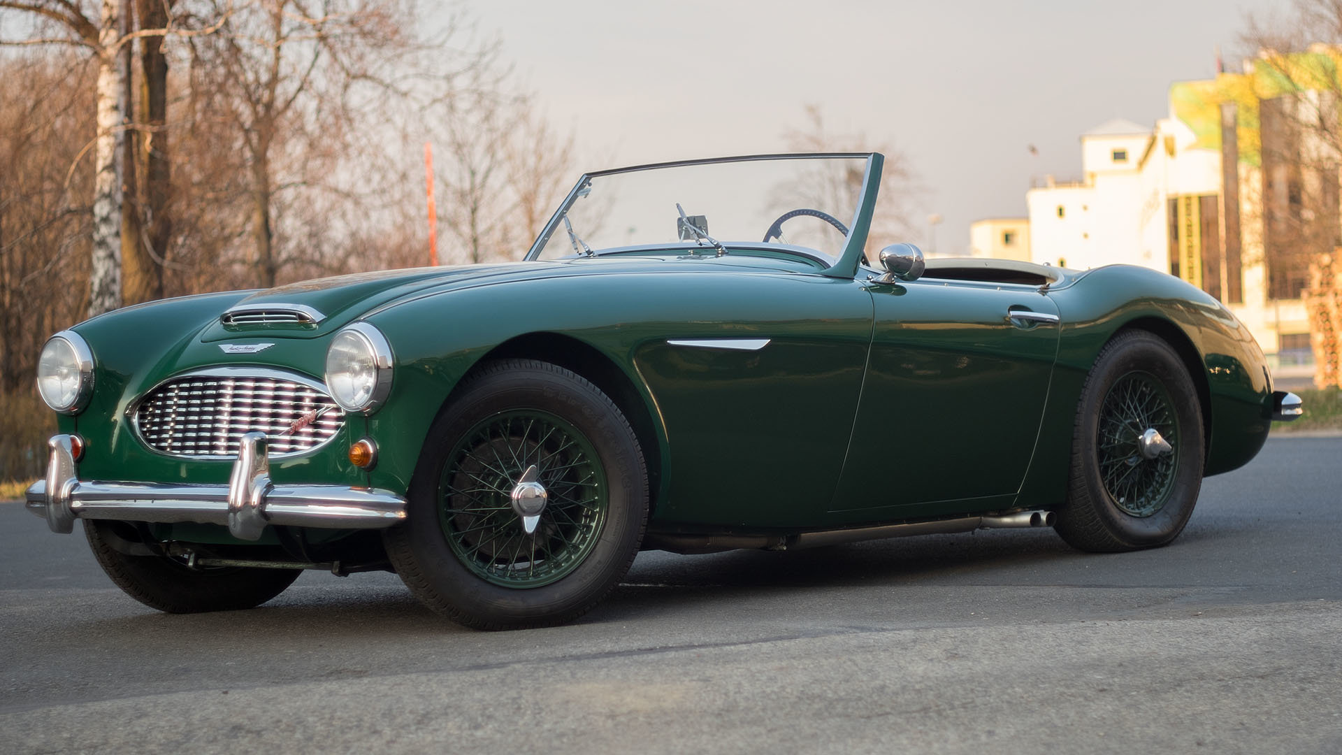 Austin Healey BN7 1959, frame-off renovation For Sale (picture 1 of 6)