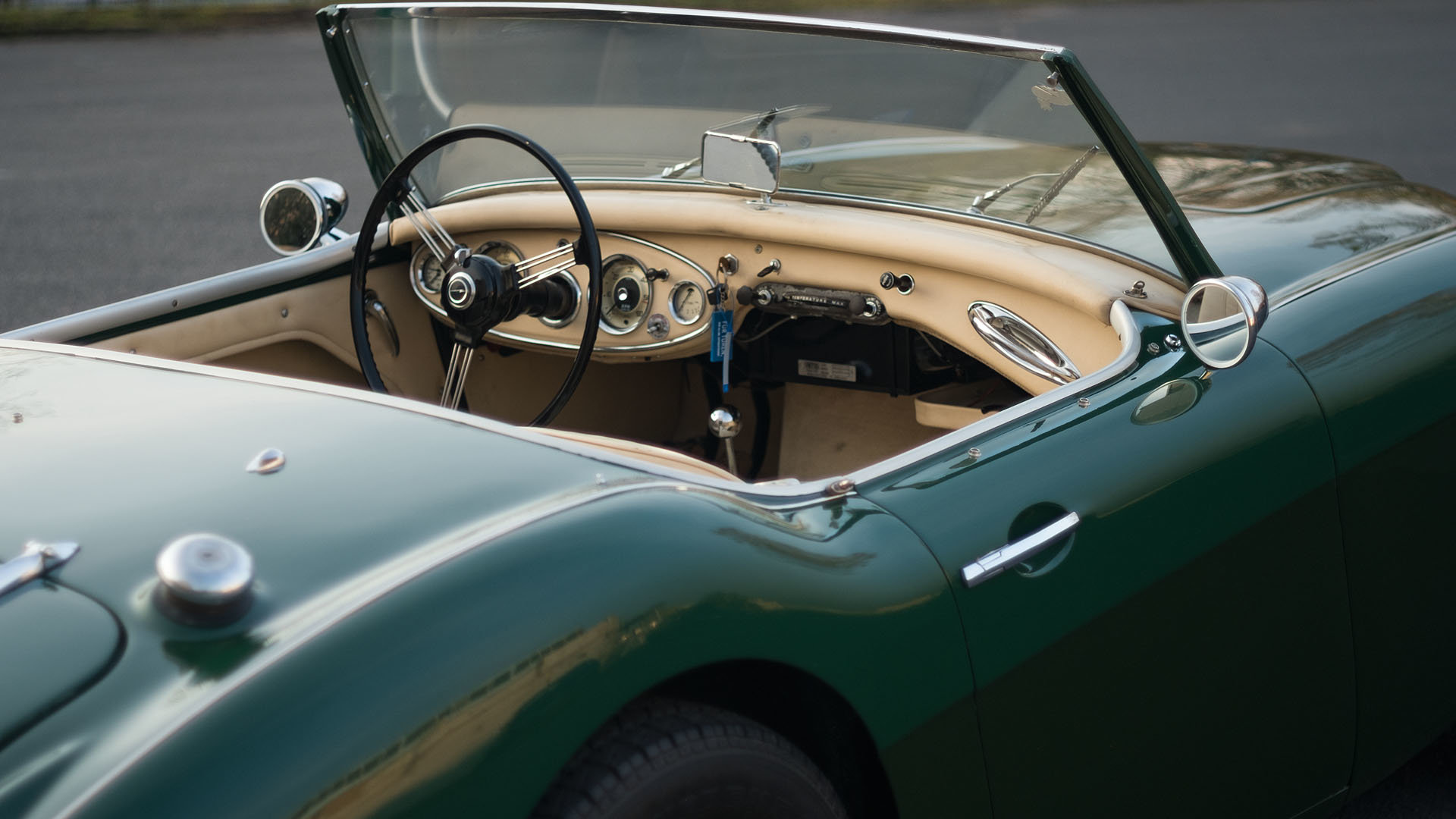 Austin Healey BN7 1959, frame-off renovation For Sale (picture 2 of 6)
