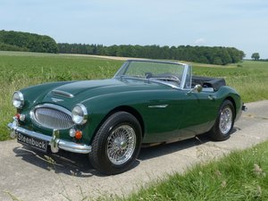 Austin Healey MK III BJ 8 - one of the last copies