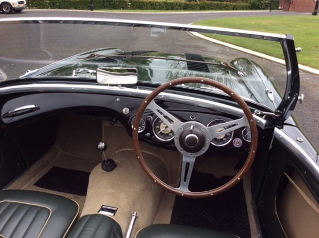 1956 AUSTIN HEALEY 100/4 BN2 For Sale (picture 3 of 6)
