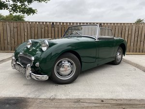 AUSTIN HEALEY FROGEYE SPRITE 1960 MINT CAR £24995 OFFERS PX