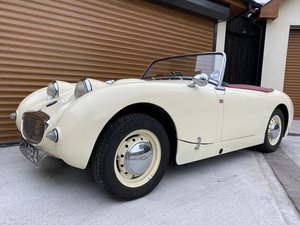 AUSTIN HEALEY FROGEYE SPRITE 1960 MINT CAR £19995 OFFERS PX