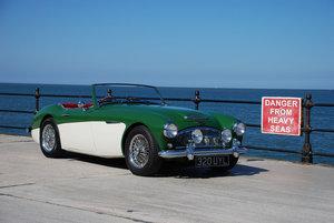 1962 Austin Healey 3000 MK 2 Tri Carb SOLD