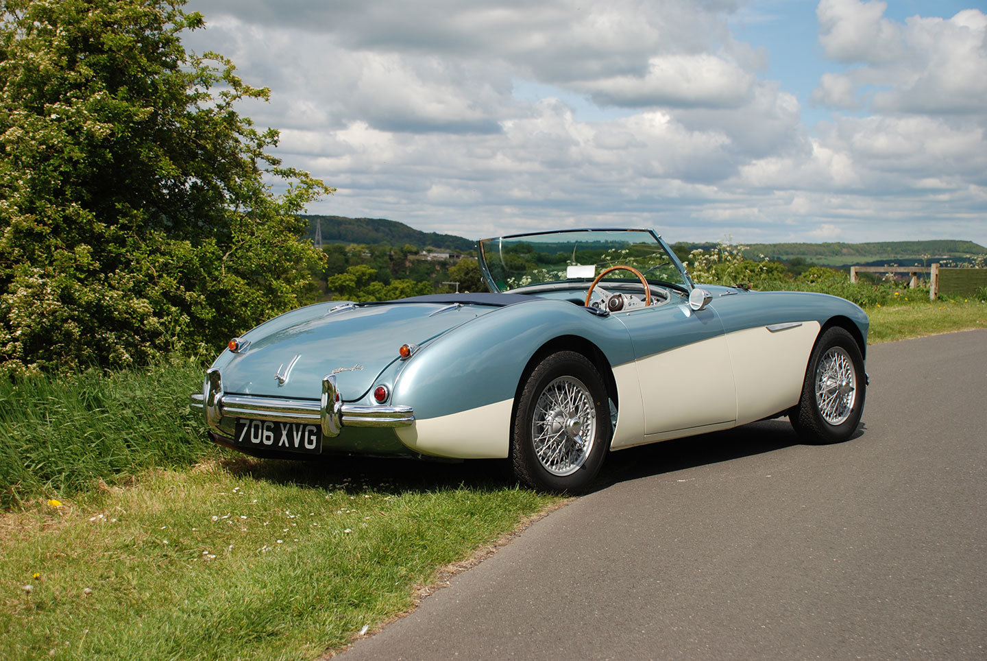 1955 Austin Healey 100/4 BN2 M Specification For Sale (picture 2 of 10)