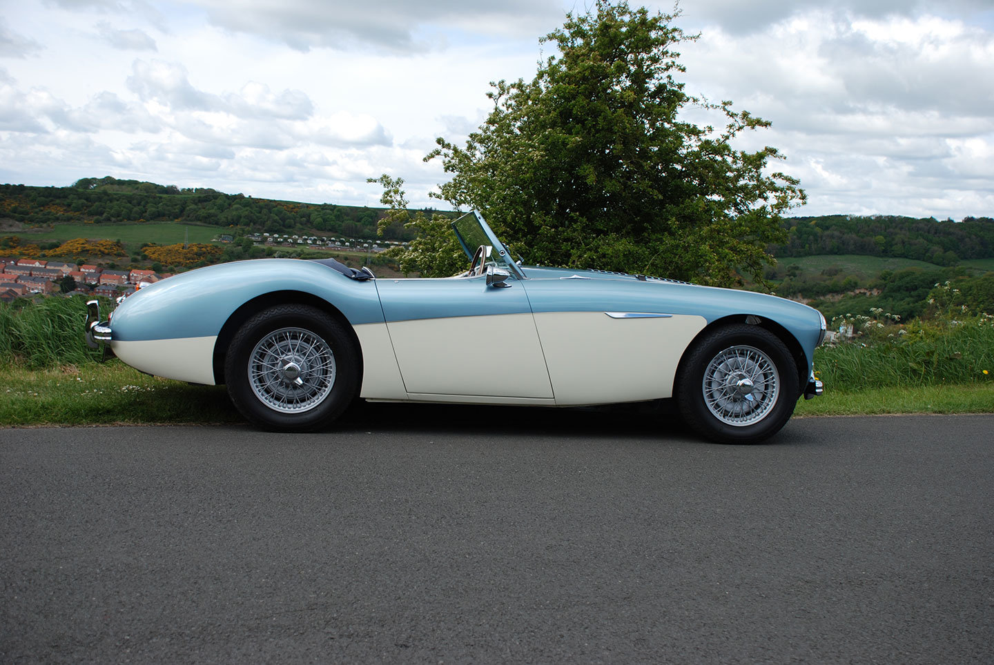 1955 Austin Healey 100/4 BN2 M Specification For Sale (picture 3 of 10)
