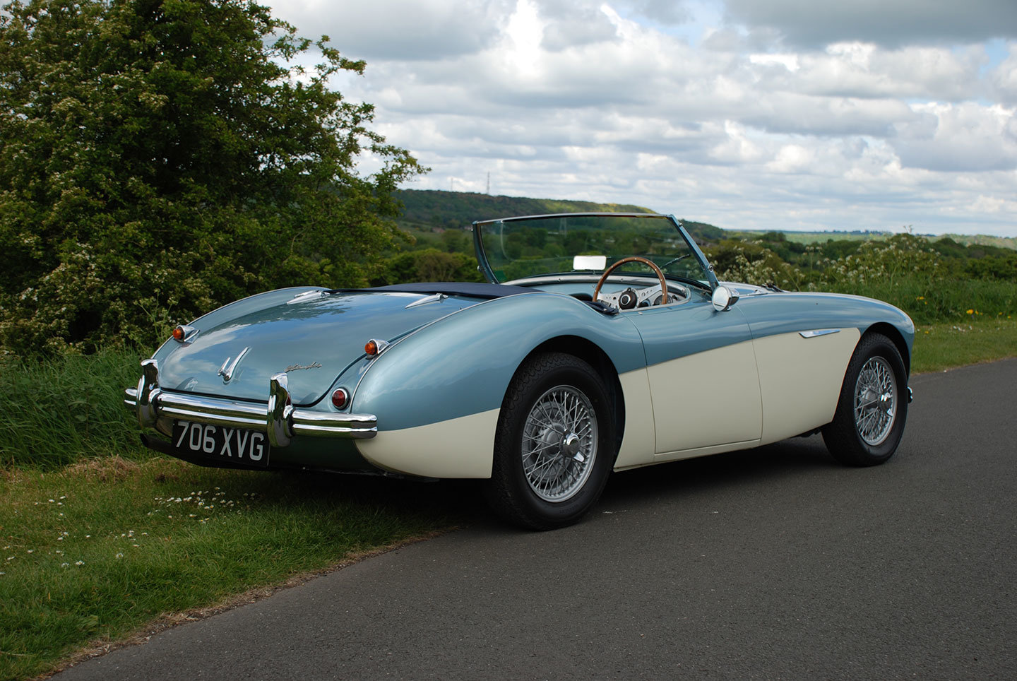 1955 Austin Healey 100/4 BN2 M Specification For Sale (picture 4 of 10)