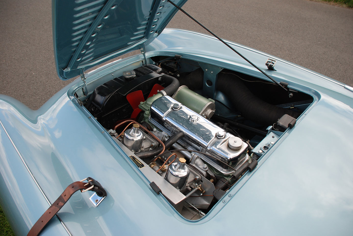 1955 Austin Healey 100/4 BN2 M Specification For Sale (picture 6 of 10)
