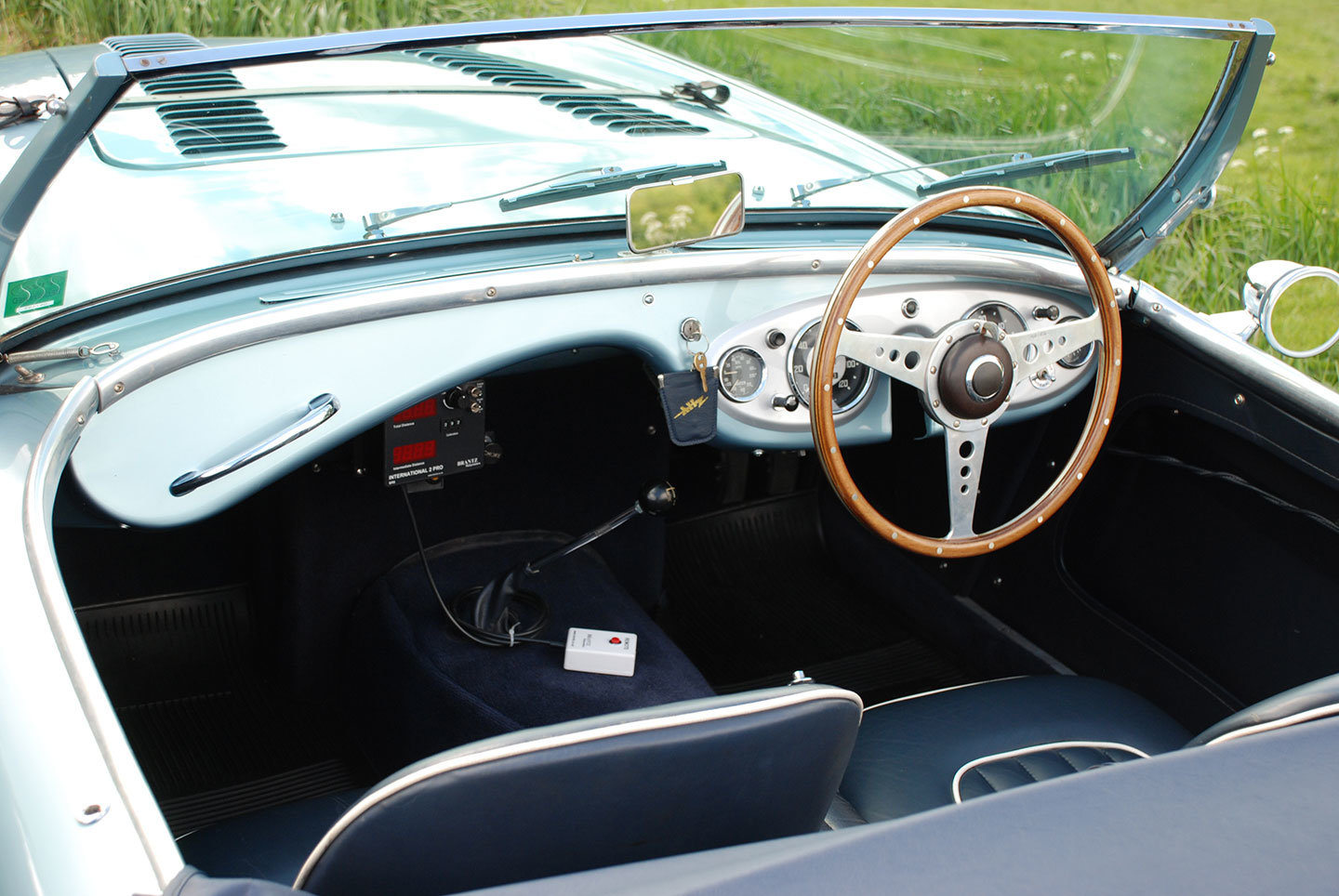 1955 Austin Healey 100/4 BN2 M Specification For Sale (picture 8 of 10)