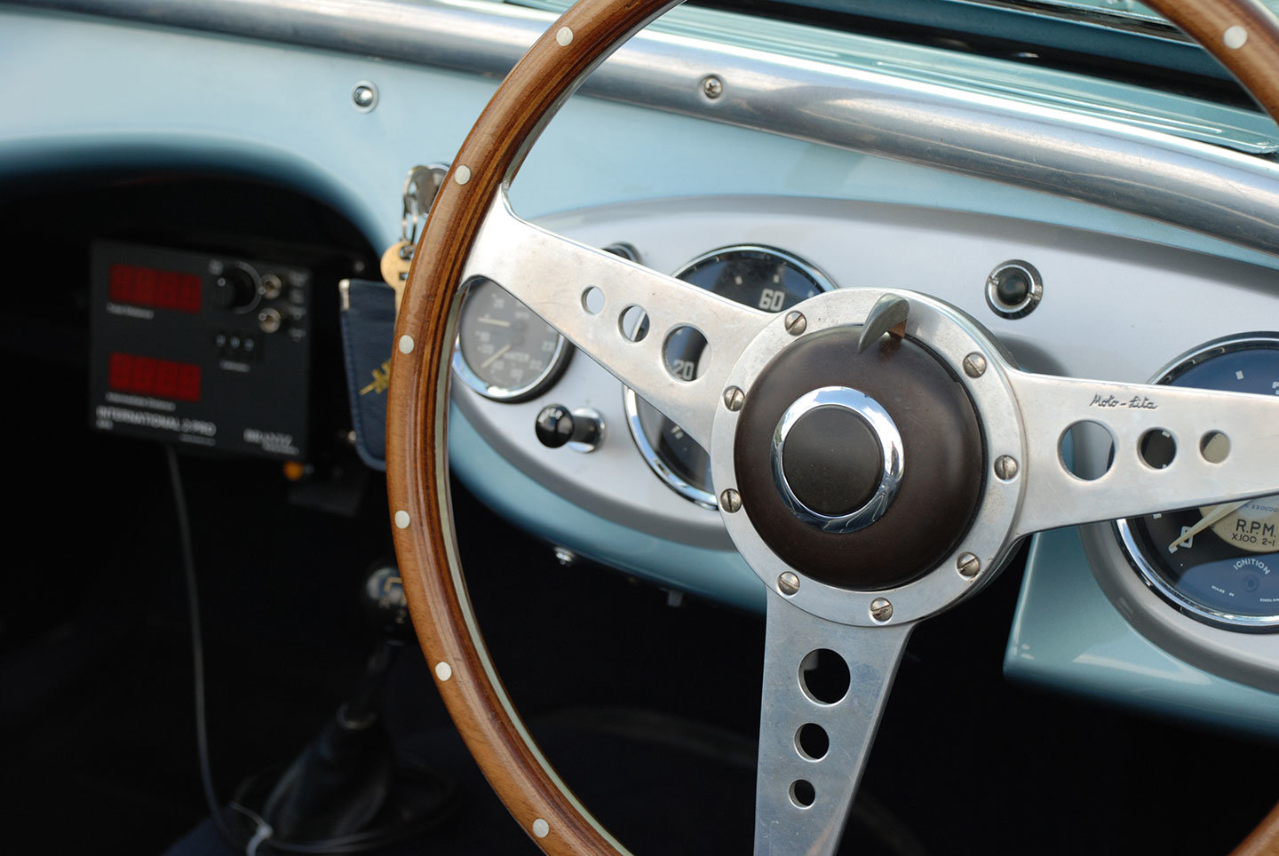 1955 Austin Healey 100/4 BN2 M Specification For Sale (picture 9 of 10)