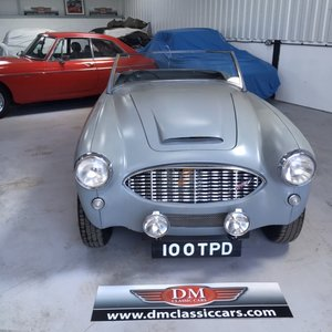 Austin Healey 3000 MK1  UK Car .