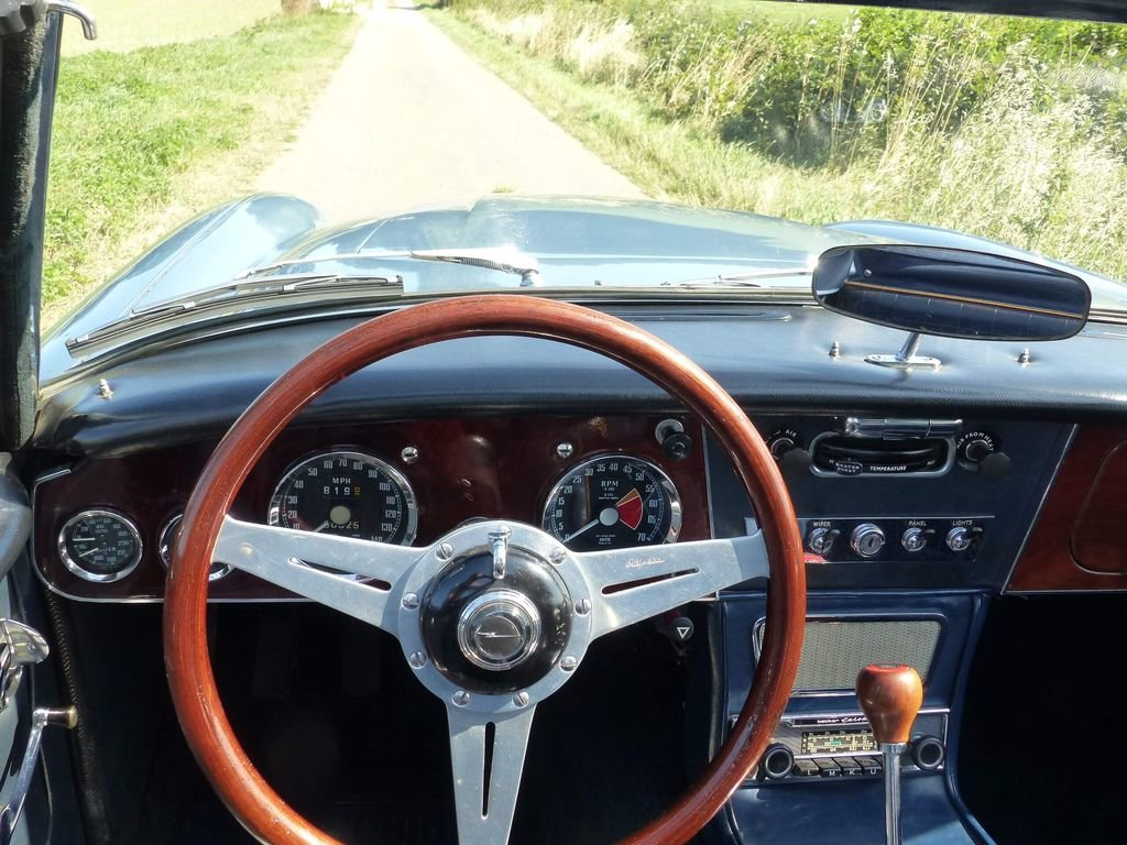 1967 Austin Healey MK III BJ 8 - broadly original convertible For Sale (picture 6 of 6)