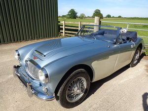 AUSTIN HEALEY 3000 MK 3 PH 2 - A NICELY MELLOWED RESTORATION