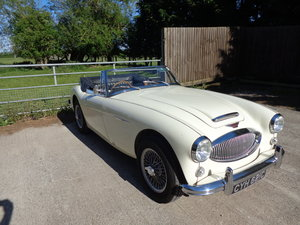 Picture of 1965 AUSTIN HEALEY 3000 MK 3 PH 2 -  AN EARLIER RESTORATION For Sale