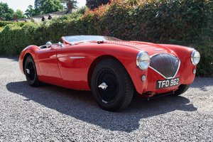 1956 Austin Healey 100/4 BN2 - Fast Road Spec