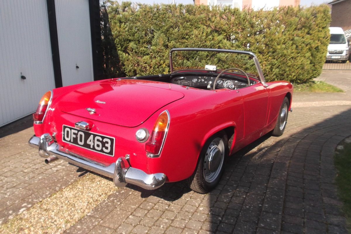 1963  AUSTIN  HEALEY SPRITE MK 2 For Sale (picture 2 of 6)