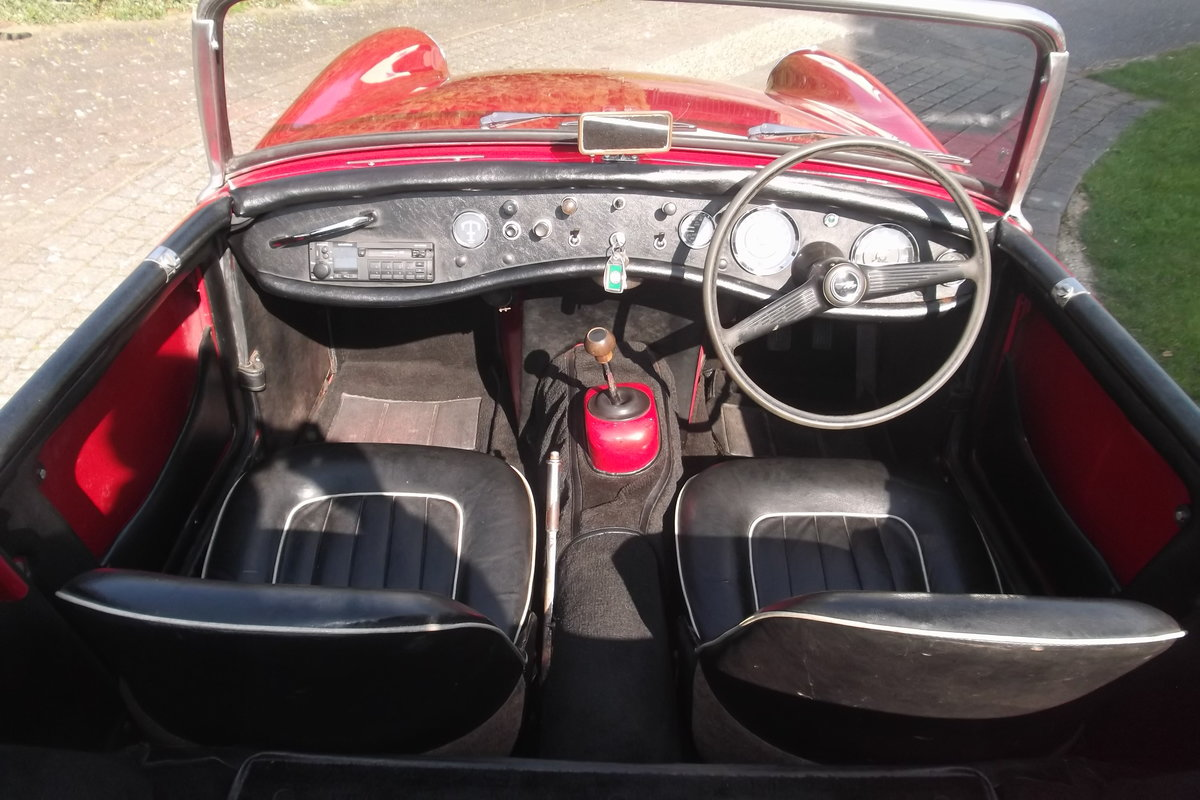 1963  AUSTIN  HEALEY SPRITE MK 2 For Sale (picture 3 of 6)