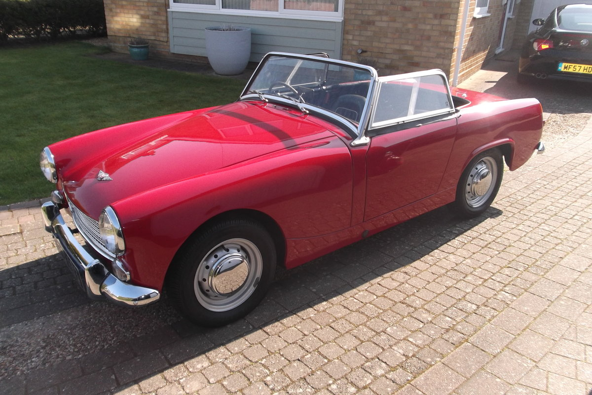 1963  AUSTIN  HEALEY SPRITE MK 2 For Sale (picture 5 of 6)
