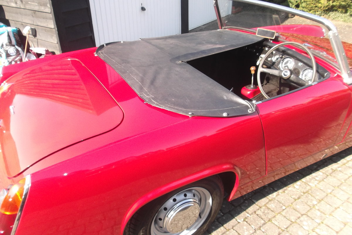 1963  AUSTIN  HEALEY SPRITE MK 2 For Sale (picture 6 of 6)