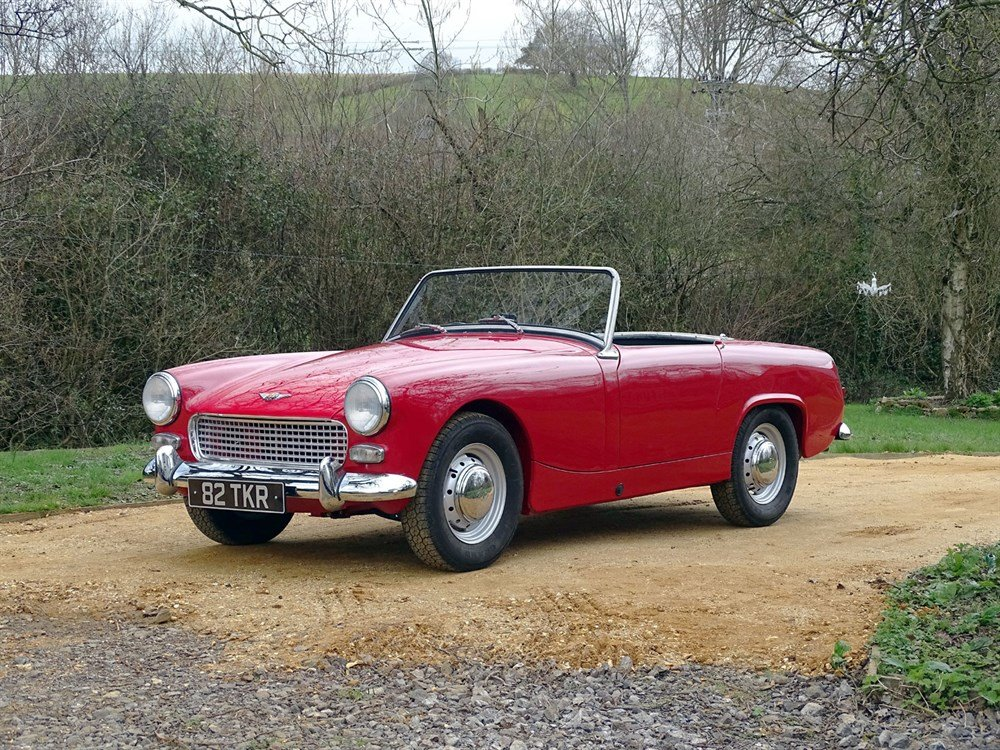1962 Austin Healey Sprite mk2  For Sale (picture 3 of 6)