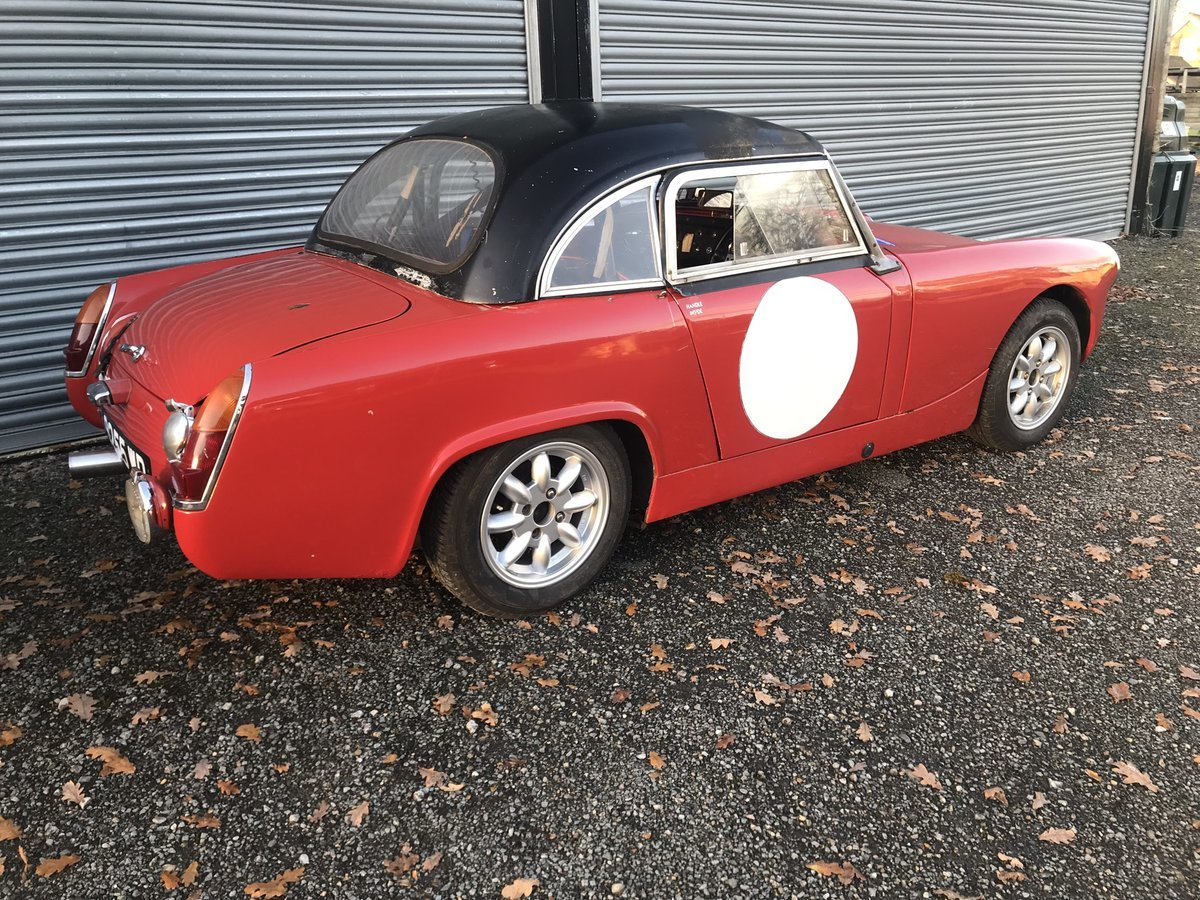 1962 Austin Healey Sprite mk2  For Sale (picture 6 of 6)