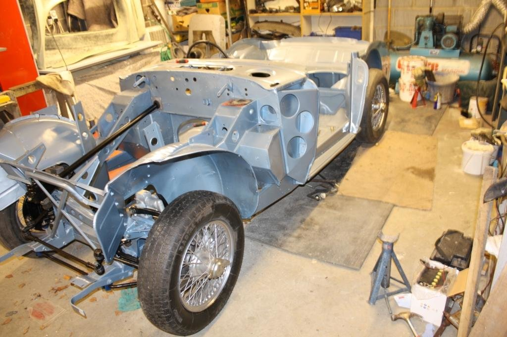 1962 Austin Healey 3000 MK11 BJ7   For Sale (picture 5 of 6)