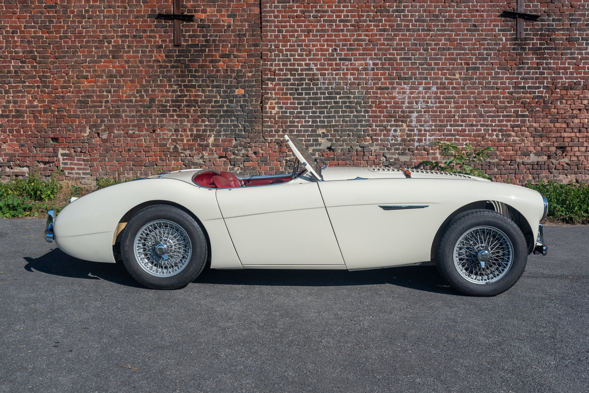 1956 Austin healey 100/4 bn2 (mille miglia eligible) For Sale (picture 1 of 6)