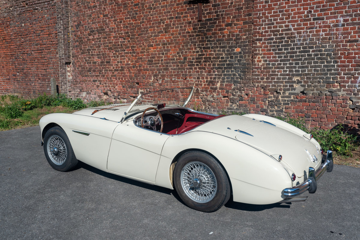 1956 Austin healey 100/4 bn2 (mille miglia eligible) For Sale (picture 3 of 6)