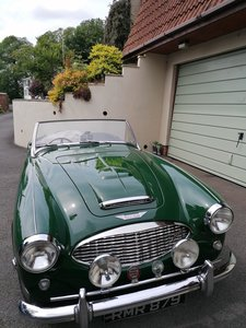 1958 Austin Healey 100/6 4 seater For Sale