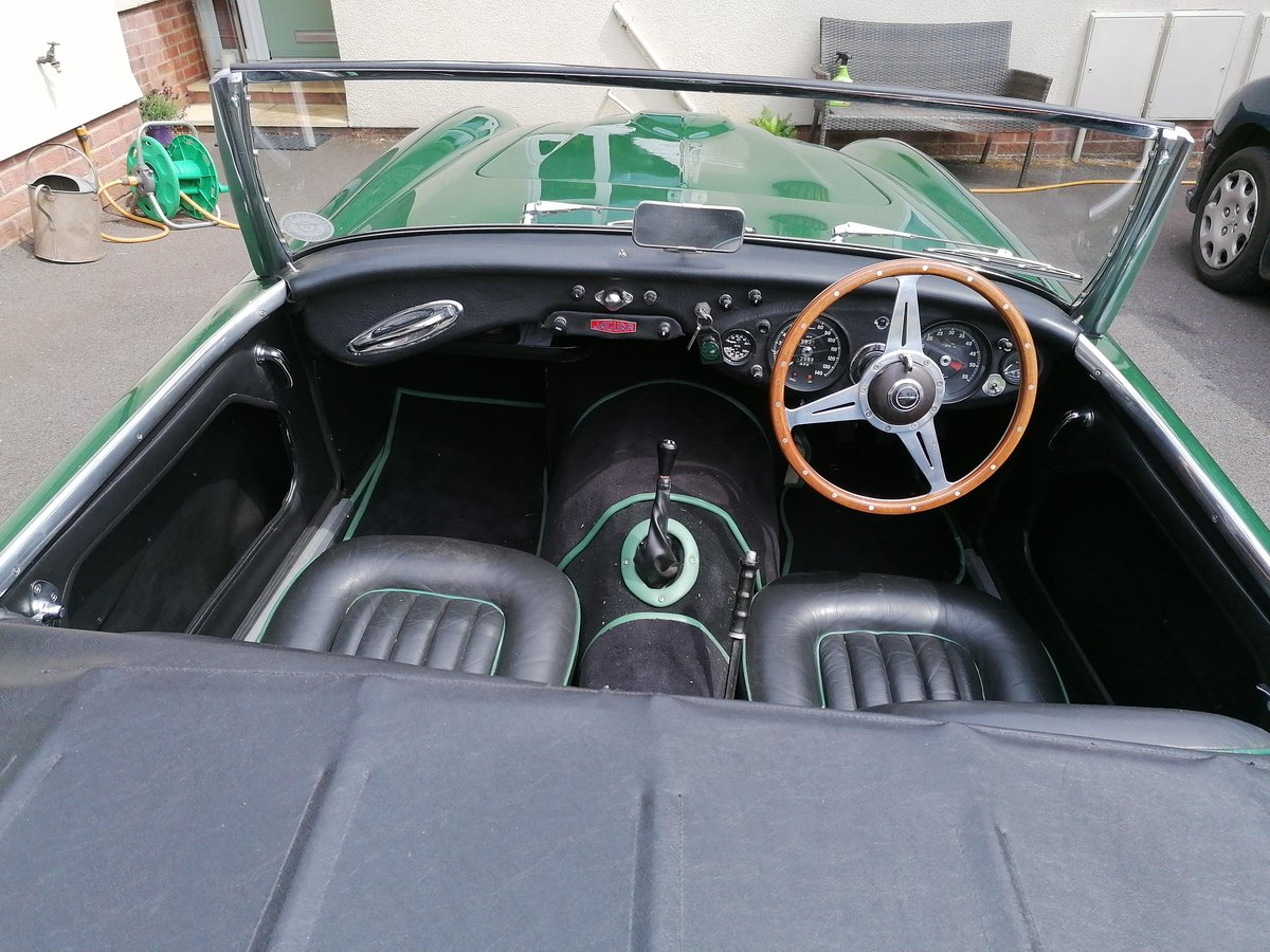 1958 Austin Healey 100/6 4 seater For Sale (picture 2 of 6)
