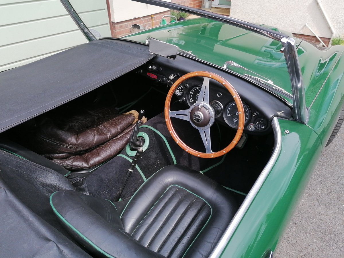 1958 Austin Healey 100/6 4 seater For Sale (picture 3 of 6)