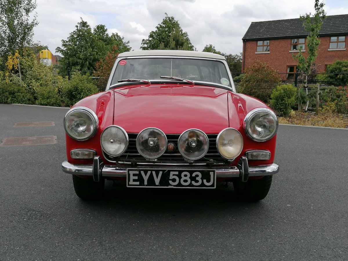 1971 Austin Healey Sprite 1275cc For Sale (picture 1 of 6)