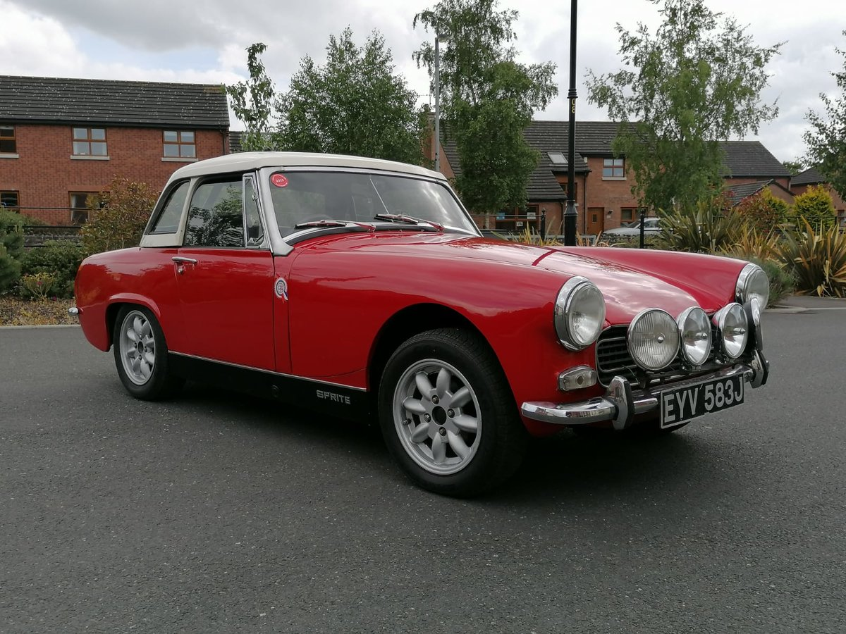 1971 Austin Healey Sprite 1275cc For Sale (picture 2 of 6)