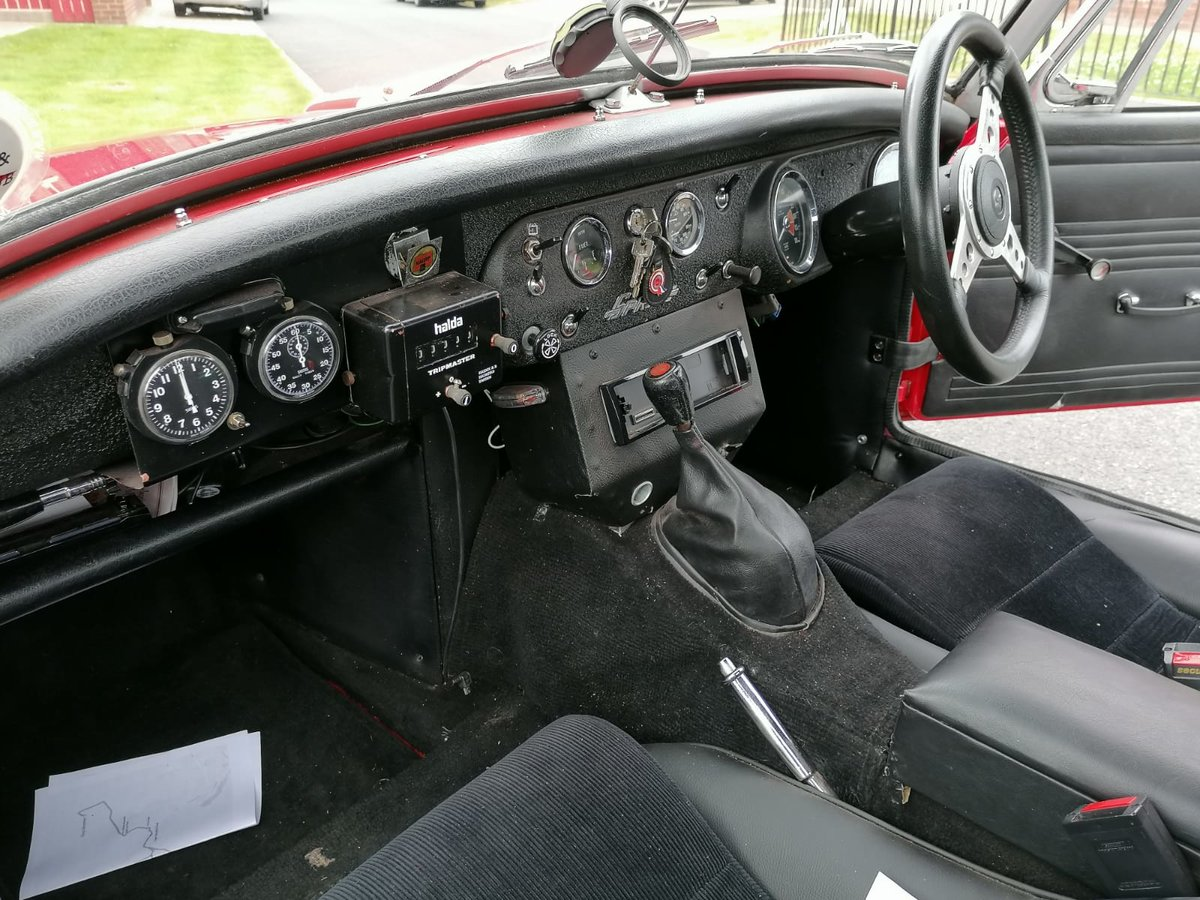 1971 Austin Healey Sprite 1275cc For Sale (picture 4 of 6)