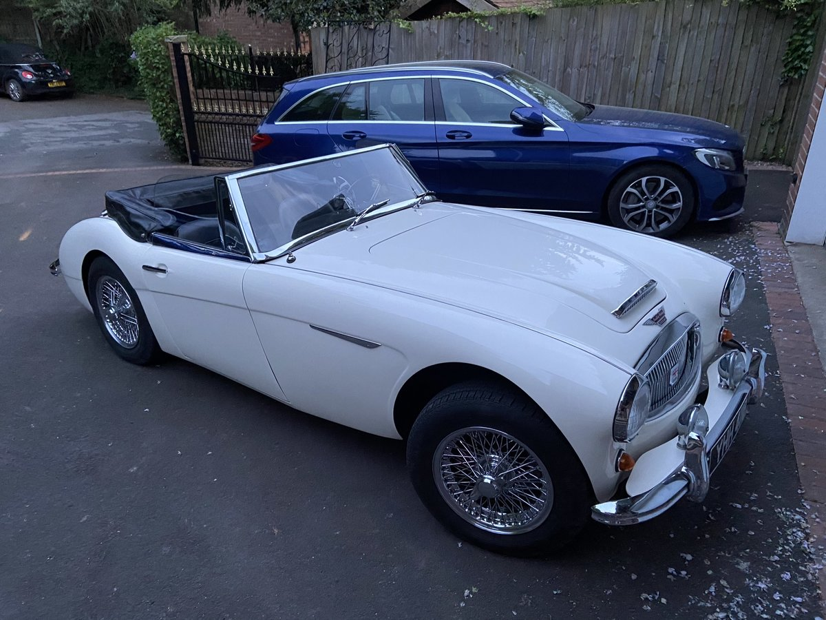 1964 GREAT HEALEY 3000 at a sensible price! For Sale (picture 1 of 6)