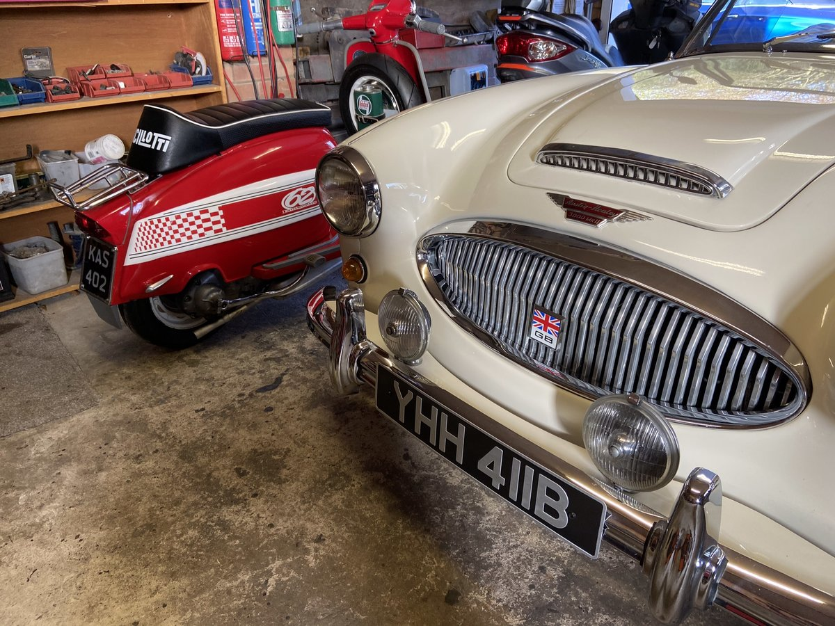 1964 GREAT HEALEY 3000 at a sensible price! For Sale (picture 2 of 6)