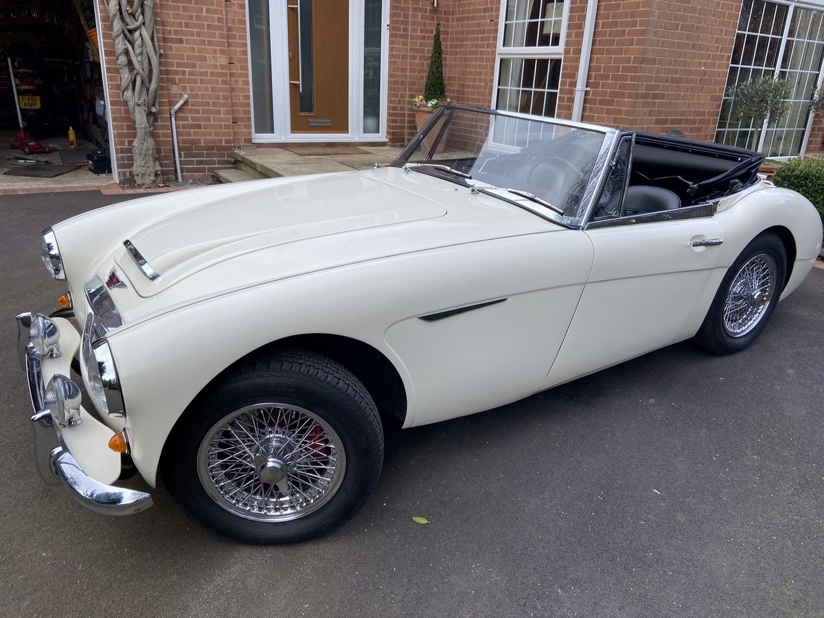 1964 GREAT HEALEY 3000 at a sensible price! For Sale (picture 5 of 6)