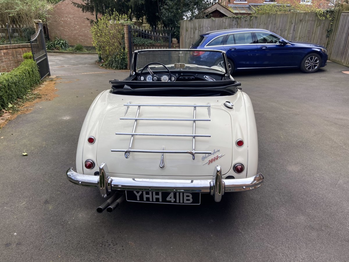 1964 GREAT HEALEY 3000 at a sensible price! For Sale (picture 6 of 6)