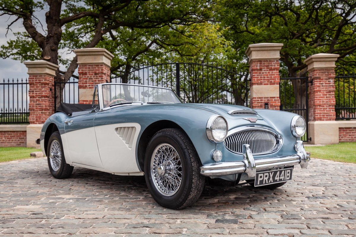1964 Healey 3000 MKIII REDUCED PRICE For Sale (picture 1 of 18)