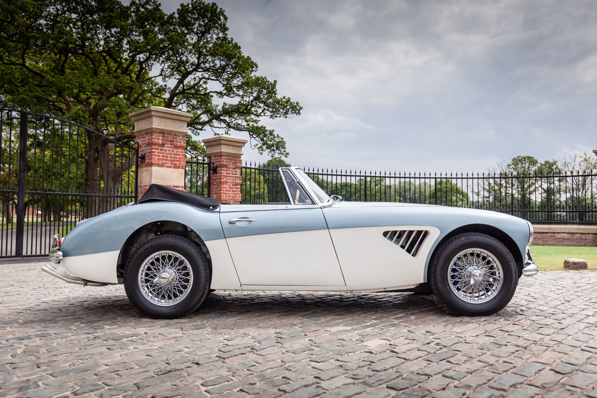 1964 Healey 3000 MKIII REDUCED PRICE For Sale (picture 2 of 18)