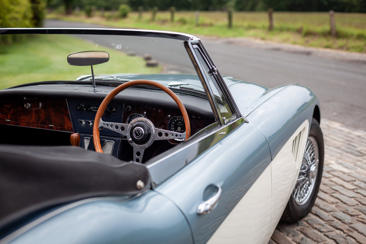 1964 Healey 3000 MKIII REDUCED PRICE For Sale (picture 5 of 18)