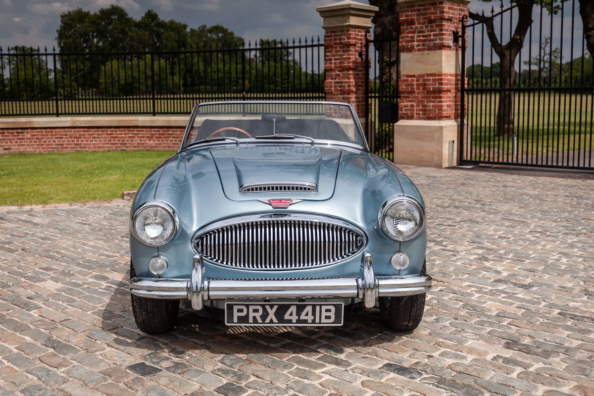 1964 Healey 3000 MKIII REDUCED PRICE For Sale (picture 11 of 18)