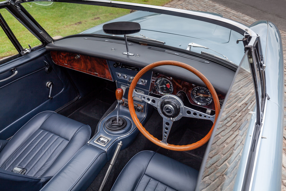 1964 Healey 3000 MKIII REDUCED PRICE For Sale (picture 15 of 18)