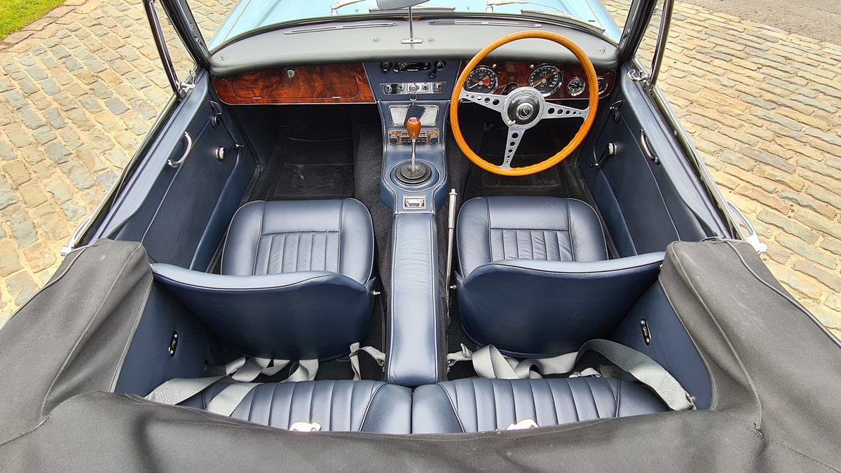 1964 Healey 3000 MKIII REDUCED PRICE For Sale (picture 17 of 18)