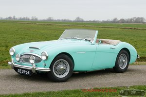 1961 Austin Healey 3000 MKII BT7 2+2 Unique and Matching Numbers! For Sale