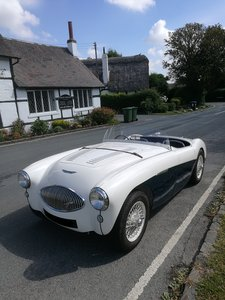 1954 Austin Healey MODIFIED 100S REPLICA