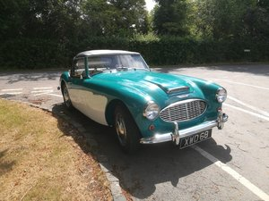 1958 Austin Healey ORIGINAL RHD RESTORED 100/6
