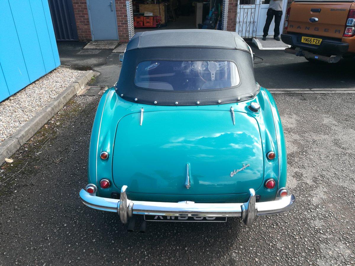 1958 Austin Healey ORIGINAL RHD RESTORED 100/6 For Sale (picture 3 of 6)